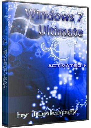 Windows 7 Ultimate SP1 Rus/Eng (x86/x64) 02.06.2011 by Tonkopey