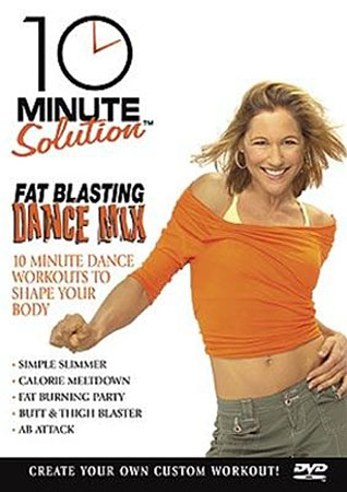10 Minute Solution - Fat Blasting Dance Mix (Jennifer Galardi)