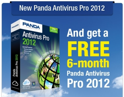 Антивирус Panda Internet Security 2012 / Antivirus Pro 2012 ...