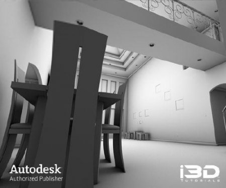 i3DTutorials™   Production Instruction with 3ds Max 2010: Volume I - III (2009)