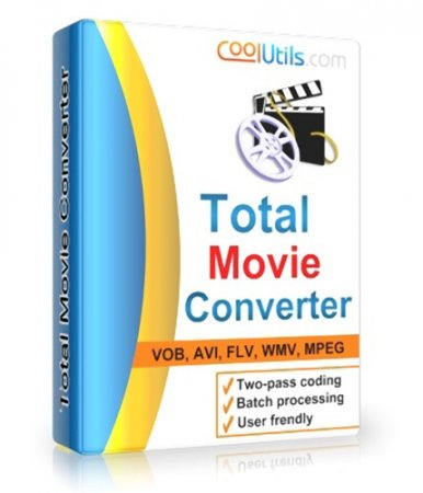 Coolutils Total Movie Converter 3.2.0.135