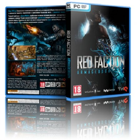 Red Faction: Armageddon (2011/ENG/RIP by TPTB)