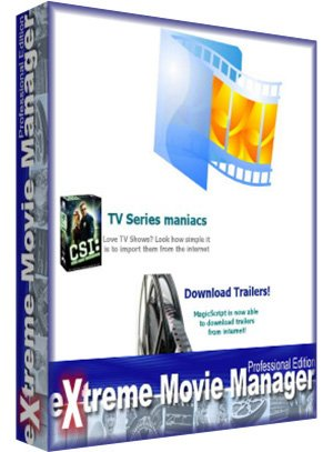 eXtreme Movie Manager 7.1.3.7 Deluxe Edition