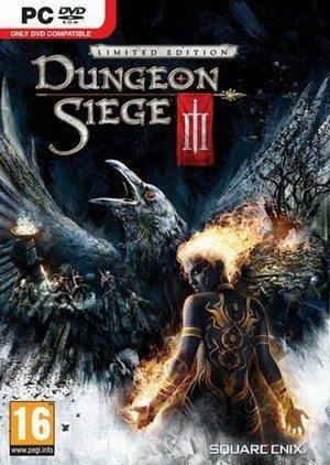 Dungeon Siege 3: Limited Edition + 4 DLC.v Update 1 (2011/Rus/Eng)