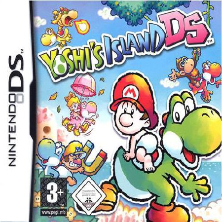 Yoshi's Island DS (MULTI5/EUR/2006/NDS)