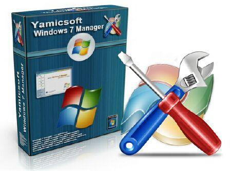Windows 7 Manager 2.1.8 Final Portable (ENG/RUS)