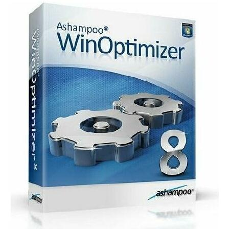 Ashampoo WinOptimizer 8.13 Portable (ML/RUS)