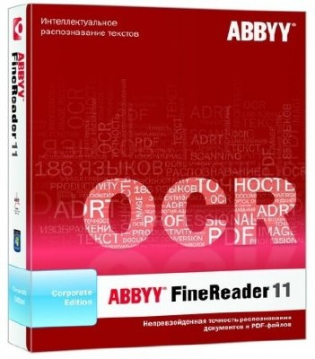 ABBYY FineReader 11.0.102.519 Corporate Edition RePack by Boomer