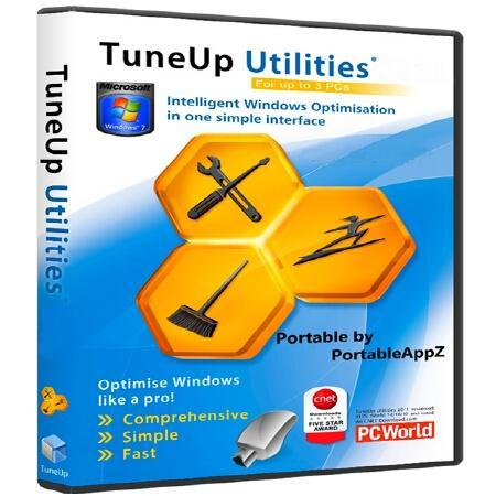 TuneUp Utilities 12.0.1300 RC1 PortableAppZ (ML/RUS)