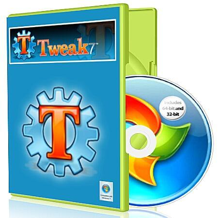 Tweak-7 1.0 Build 1120 Portable (ML/RUS)