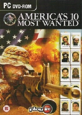 10 врагов Америки / America's 10 Most Wanted: War on Terror (2004/ PC /RUS)