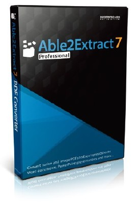 Able2Extract Professional v7.0.8.22
