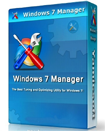 Windows 7 Manager 3.0.8.2 (ENG)
