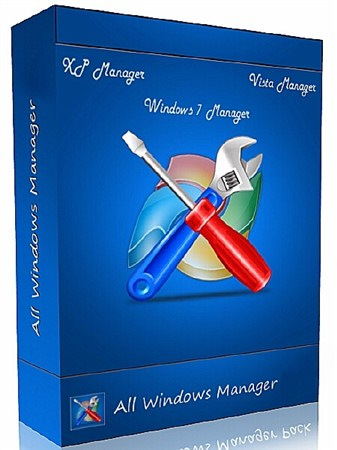 Windows 7 Manager 3.0.8.3 (ENG)
