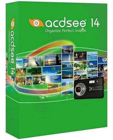ACDSee Photo Manager 14.1.137 Rus RePack