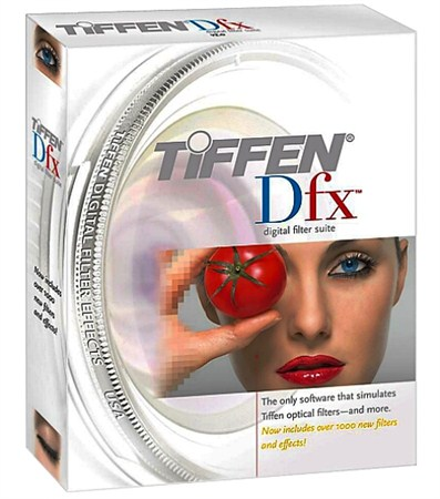 Tiffen Dfx 3.0.8 plag-ins for Adobe Photoshop