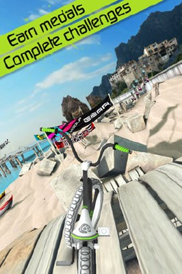 Touchgrind BMX v1.5.0 [iPhone/iPod Touch]