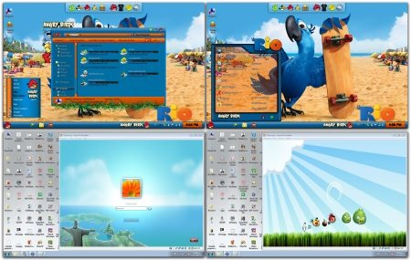 Best Skin Pack for Windows 7 (21.03.2012)