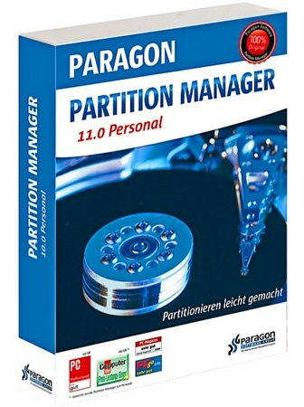 Paragon Partition Manager 11 10.0.17.13146 Personal Special Portable