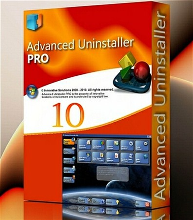 Advanced Uninstaller PRO 10.6 Portable