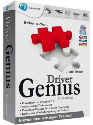 DriverGenius Pro 11.00.1112 DC 24032012 RUS RePack/Portable by SV