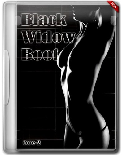 Black Widow Boot by Core-2 v.27.3.12