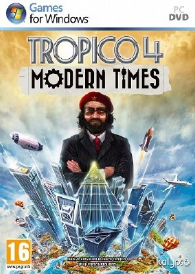 Tropico 4: Modern Times (2012/ENG/PC)Add-on