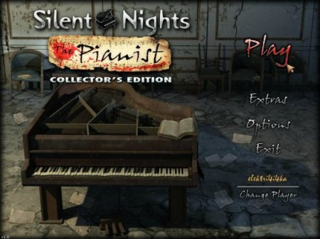 Silent Nights: The Pianist - Collector's Edition (2012)
