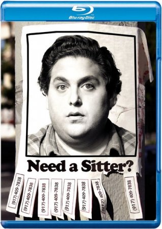 Нянь / The Sitter [UNRATED] (2011/HDRip)