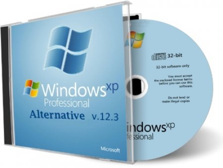 Windows XP Alternative v.12.3 (Март 2012)