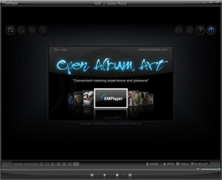 The KMPlayer 3.2.0.13 Final