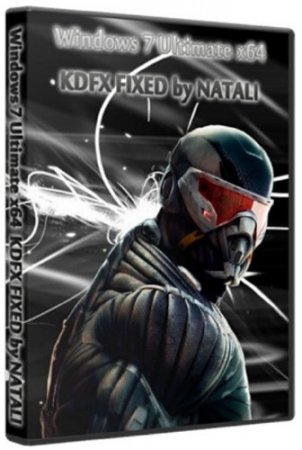 Windows 7 Ultimate x64 KDFX FIXED by NATALI (2012)