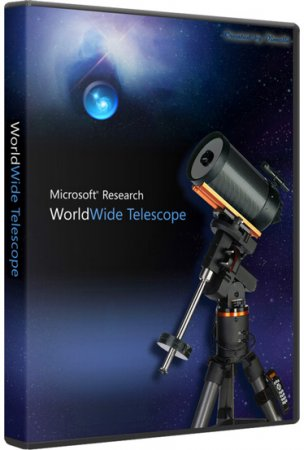 Microsoft WorldWide Telescope v 3.0.76.1 Beta ML/Rus Portable