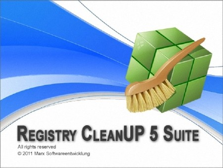 Registry CleanUP 5 Suite 5.0.1.0