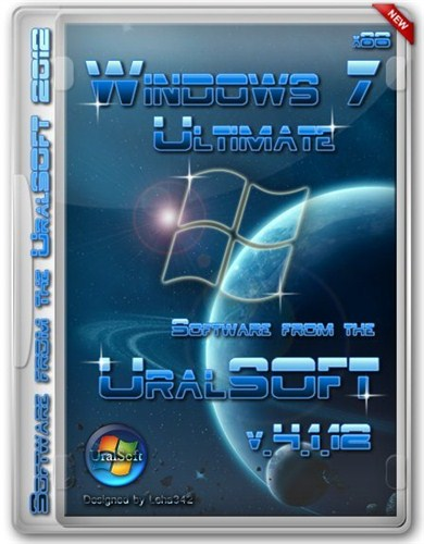 Windows 7x86 Ultimate UralSOFT v.4.1.12