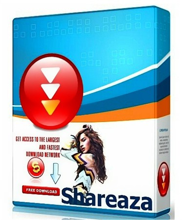 Shareaza 2.5.5.3 Revision 9142
