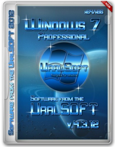 Windows 7x86x64 Professional UralSOFT v.4.3.12