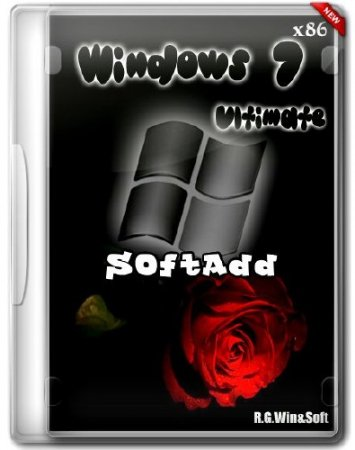 Windows 7 Ultimate x86 SP1 SoftAdd by R.G.Win&Soft (2012/Rus)