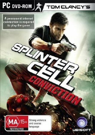 Tom Clancy's Splinter Cell: Conviction (2010/RUS/ENG/Rip by Naitro)