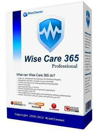 Wise Care 365 Pro 1.21 Build 106 Final Portable