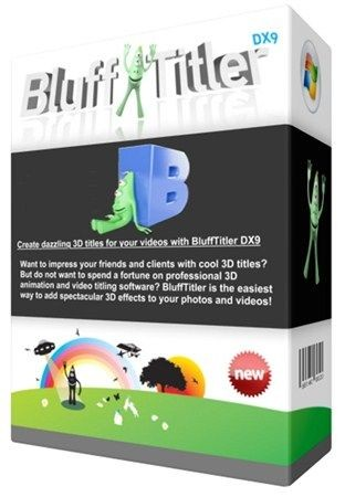 BluffTitler DX9 8.5.0.1 Portable by Baltagy