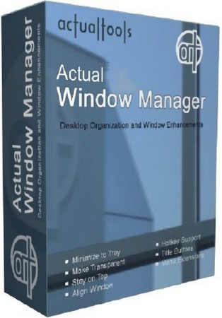 Actual Window Manager 7.4 Final