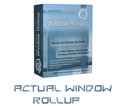 Actual Window Rollup 7.4