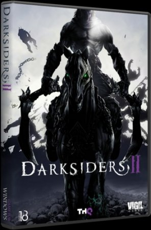 Darksiders 2 Death Lives Update 6 (2012/RUS) RePack by R.G. Catalyst