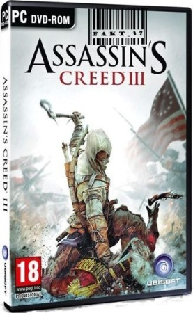 Assassin's Creed III (2012/RUS) RePack by Fakt_37