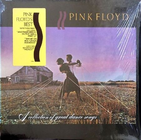 Pink Floyd - A collection Of Great Dance Songs (1981) FLAC