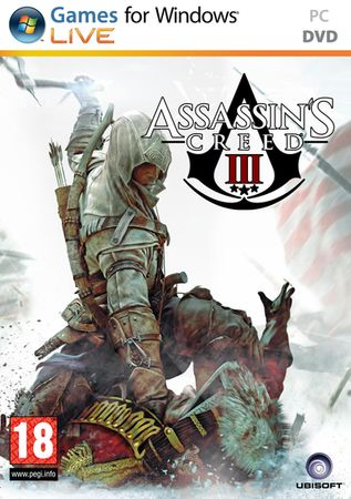 Assassin's Creed 3 Ultimate Edition v.1.02 ( 2012 /RUS/ENG/Rip by R.G. Revenants)