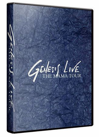 Genesis: The Mama Tour (1984/ DVD -9)
