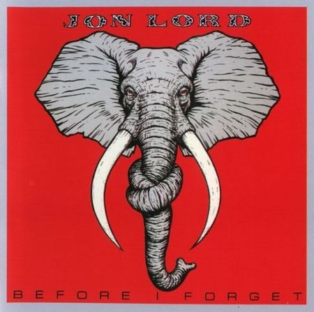 Jon Lord - Before I Forget (Remastered) 1982 (2012) FLAC