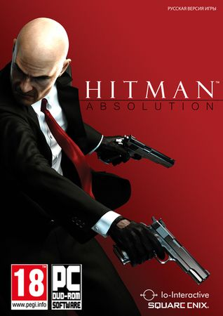 Hitman Absolution v 1.0.446.0 + 11 DLC (2012/RUS/Repack by Audioslave)